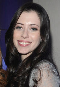 Lauren Anne Miller at the dinner party of