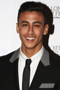 Fady Elsayed at the England premiere of