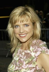 Courtney Thorne-Smith attends the ABC Network All-Star Party.