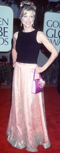 Courtney Thorne-Smith at the 56th Annual Golden Globe Awards.