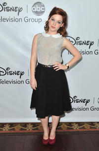 Jane Levy at the 2012 TCA Winter Press Tour in California.