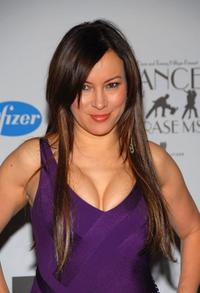 Jennifer Tilly at the 14th Annual Race To Erase MS
