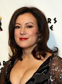 Jennifer Tilly at the draw party for NBC's fourth National Heads-Up Poker Championship.