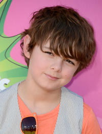 Max Charles at the 26th Annual Kids' Choice Awards.