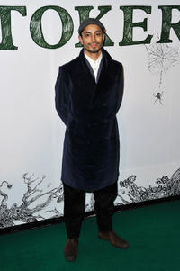 Riz Ahmed at the special screening of