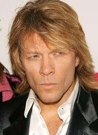Jon Bon Jovi at the 39th Annual Country Music Association Awards.