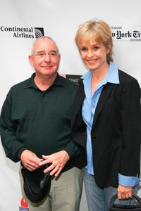 Michael Tucker and Jill Eikenberry at the 19th Annual Broadway Flea Market & Grand Auction For Broadway Cares.