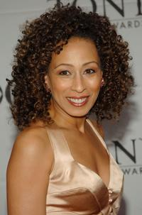 Tamara Tunie at the 61st Annual Tony Awards.