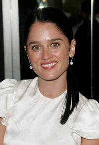 Robin Tunney at the New York screening of