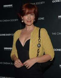 Janine Turner at the special screening of