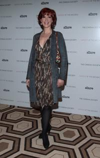 Janine Turner at the screening of