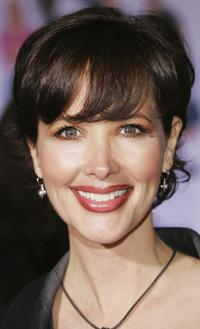 Janine Turner at the premiere of