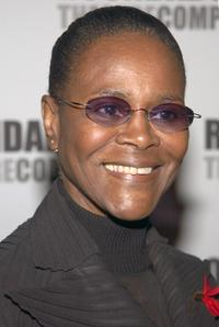 Cicely Tyson at the Roundabout Theater Company's 2002 Spring Gala.
