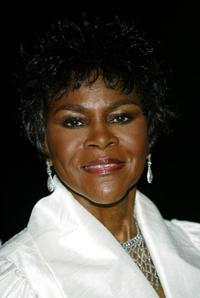 Cicely Tyson at Oprah Winfrey's Legends Ball.