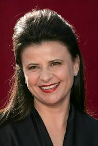 Tracey Ullman at the 57th Annual Emmy Awards.