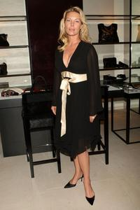 Deborah Kara Unger at the Chanel party for
