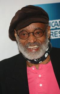 Melvin Van Peebles at the Fifth Annual Tribeca Film Festival premiere of