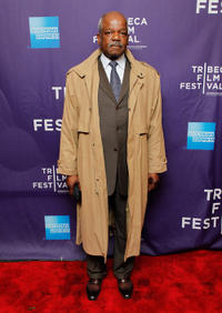 Donald Austin at the premiere of