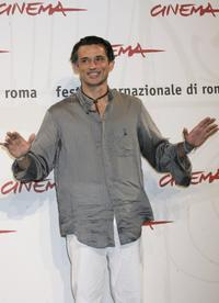 Enrico Lo Verso at the photocall of