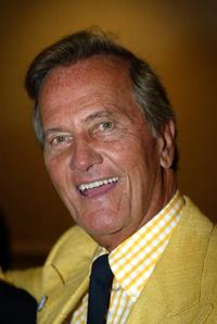 Pat Boone at the 50th Anniversary of Solters & Digney Public Relations.