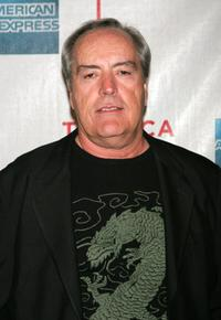 Powers Boothe at the Tribeca Film Festival premiere of