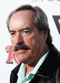 Powers Boothe at the Los Angeles premiere of