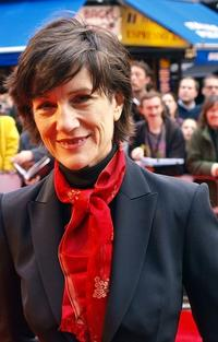 Harriet Walter at the UK premiere of