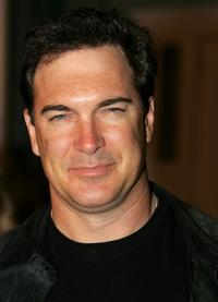 Patrick Warburton at the ABC's Winter Press Tour Party.