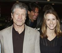Fred Ward and Jennifer O'Connell at the after party of the premiere of