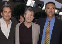 Beau Bridges, Fred Ward and Gary Pearl at the premiere screening of