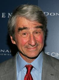 Sam Waterston at the New York screeniong of