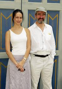 Sam Waterston and Elisabeth Waterston at the Central Park production of