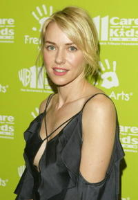 Naomi Watts at the Free Arts NYC Annual Art Auction Benefit.