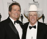 Patrick Wayne and Dean Smith at the John Wayne Cancer Institute Auxiliary's 21st Annual Odyssey Ball.