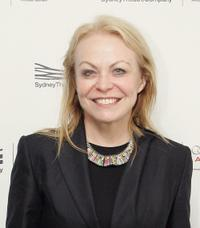 Jacki Weaver at the Sydney Theatre Company 2008 Season Launch party.