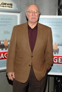 Actor Phillip Bosco at the N.Y. premiere of