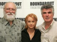 Philip Bosco, Swoosie Kurtz and Director Robin Lefevre at the Rehearsals of