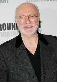 Philip Bosco at the Roundabout Theatre Company's Spring Gala 2006.