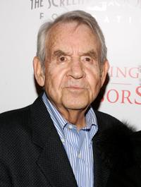 Tom Bosley at the California premiere of