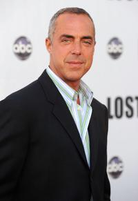 Titus Welliver at the ABC's Lost Live: The Final Celebration.