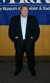 George Wendt at the 20th Anniversary William's Paley Television Festival.