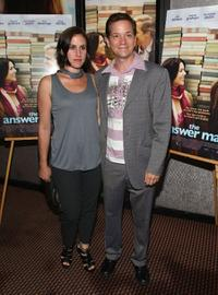 Heather Bucha and Frank Whaley at the premiere of