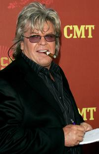 Ron White at the 2007 CMT Music Awards.