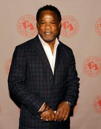 Isiah Whitlock, Jr. at the after party of the opening of