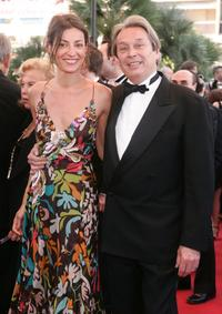Patrick Bouchitey at the 58th International Cannes Film Festival screening of