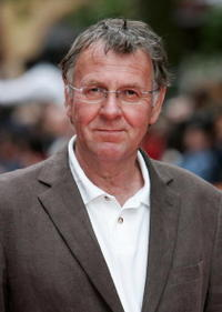 Tom Wilkinson at the London premiere of
