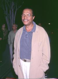 Billy Dee Williams at the VH1 television movie premiere of