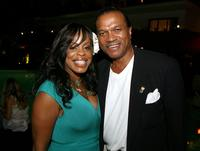 Billy Dee Williams and Niecy Nash at the Launch of Cynthia Garrett and QVC's