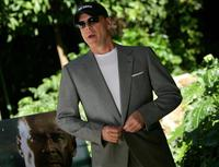 Bruce Willis at Rome photocall of