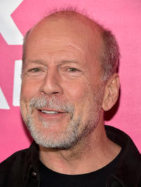 Bruce Willis at the New York premiere of